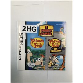 Phineas and Ferb & Phineas and Ferb een Dolle Rit (Manual)