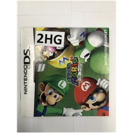 Super Mario 64 (Manual)