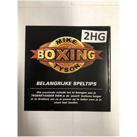 Mike Tyson Boxing Handige Speltips