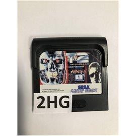 Terminator 2: The Arcade Game (losse cassette)