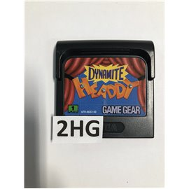 Dynamite Headdy (losse cassette)