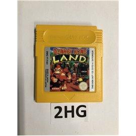 Donkey Kong Land (losse cassette)
