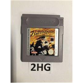 Indiana Jones et la Derniere Croisade (losse cassette)