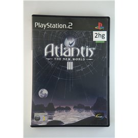 Atlantis III: The New World (CIB)