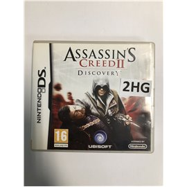 Assassin's Creed II Discovey