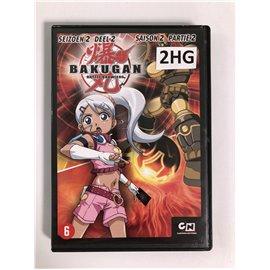 Bakugan Seizoen 2 Deel 2