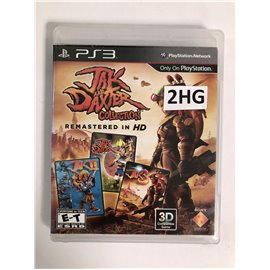 Jak and Daxter Collection HD Remastered