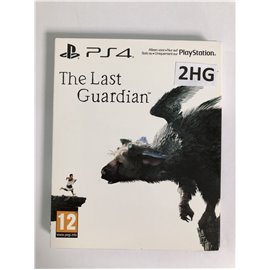 The Last Guardian Steelbook