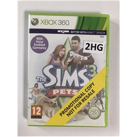 The Sims 3 Pets Promotional Copy