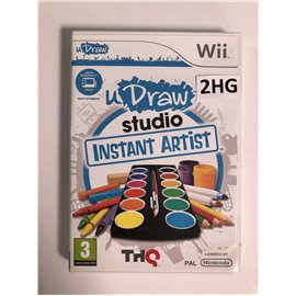 U Draw Studio Instant Artist (Game Only)