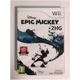 Disney's Epic Mickey 2