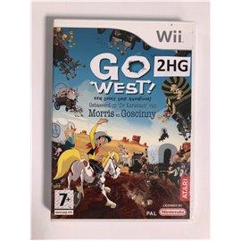 Go West! Een Lucky Luke Avontuur!