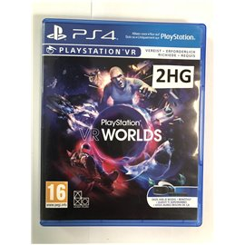 Playstation VR World (new)