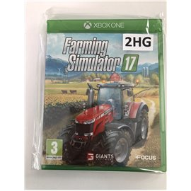 Farming Simulator 17 (new)
