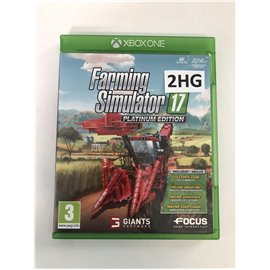 Farming Simulator 17 Platinum Edition (new)
