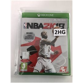 NBA 2K18 (new)