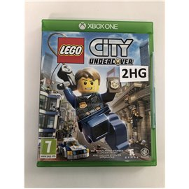 Lego City Undercover (new)