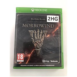 The Elder Scrolls Online: Morrowind (new)