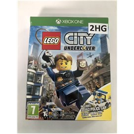 Lego City Undercover Limited Edition (new)