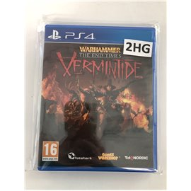 Warhammer The End Times: Vermintide (new)