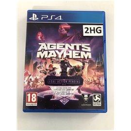 Agents Mayhem (new)
