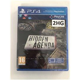 Hidden Agenda (new)