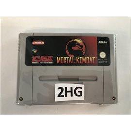 Mortal Kombat (losse cassette)