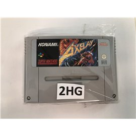 Axelay (losse cassette)