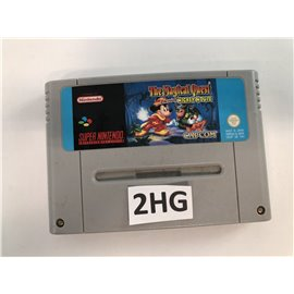 The Magical Quest Starring Mickey Mouse (losse cassette)