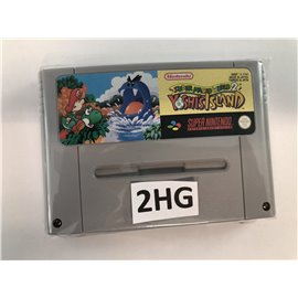 Super Mario World 2: Yoshi's Island (losse cassette)