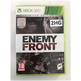 Enemy Front Limited Edition