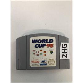 World Cup '98 (losse cassette)