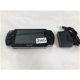 PSP-2004 Zwart incl. Oplader