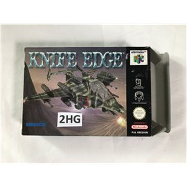 Knife Edge (losse cassette)