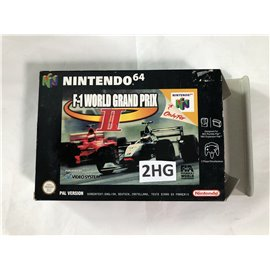 F-1 World Grand Prix 2 (CIB)