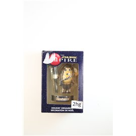 The Star Wars Mpire Holiday Ornament Chewbaca
