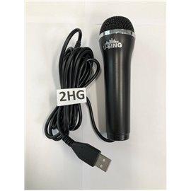 Wii Microfoon U-Sing