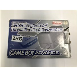 GBA AC-DC Adapter Set Boxed