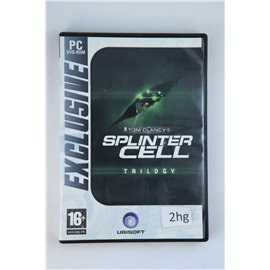 Tom Clancy's Splinter Cell Trilogy