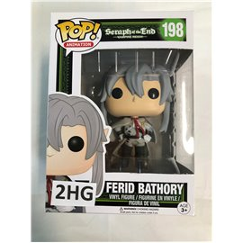 Funko Pop Seraph of the End - Vampire Reign - : 198 Ferid Bathory