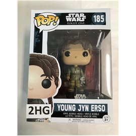 Funko Pop Star Wars Rogue One: 185 Young Jyn Erso