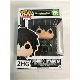 Funko Pop Seraph of the End - Vampire Reign - : Yuichiro Hyakuya