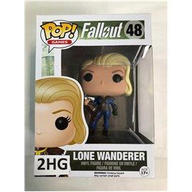 Funko Pop Fallout: 48 Lone Wanderer