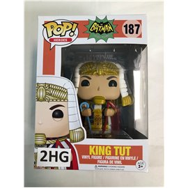 Funko Pop Batman Classic Tv Series: 187 King Tut