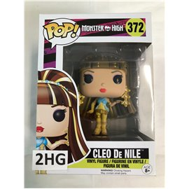 Funko Pop Monster High: 372 Cleo De Nile