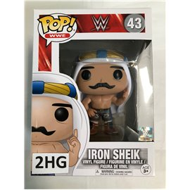 Funko Pop WWE: 043 Iron Sheik
