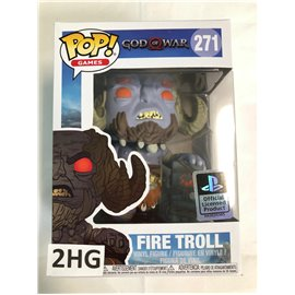 Funko Pop God of War: 271 Fire Troll