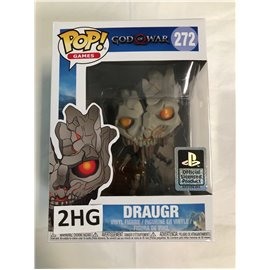 Funko Pop God of War: 272 Draugr