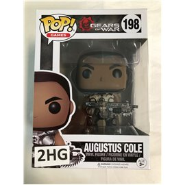 Funko Pop Gears of War: 198 Augustus Cole