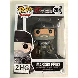Funko Pop Gears of War: 204 Marcus Fenix